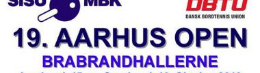 Aarhus Open 2016